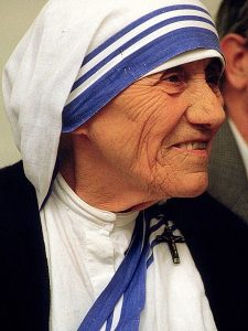 mother teresa essay in english